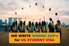 SOP for UK Visa