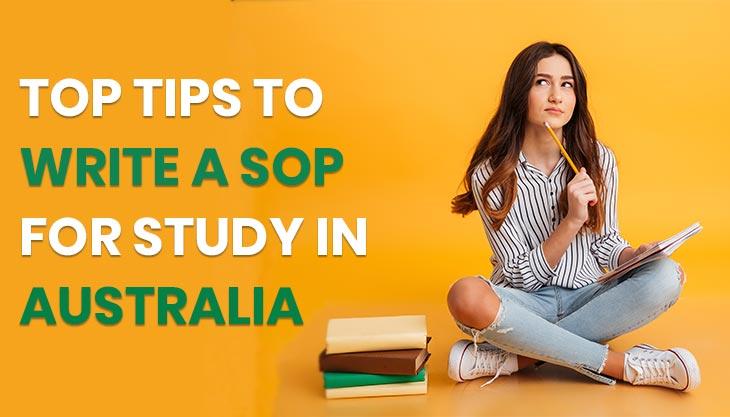 Tips To Writing Best Visa SOP