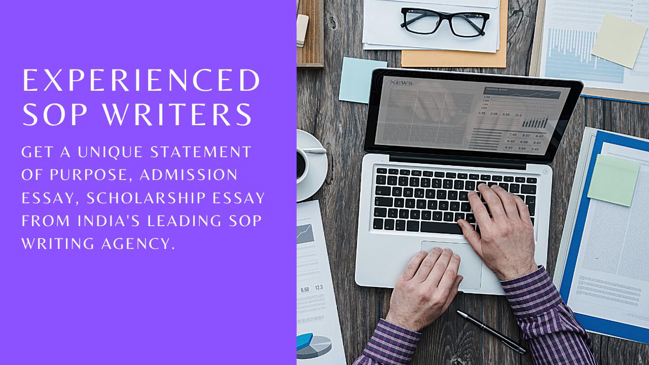SOP WRITERS IN NOIDA